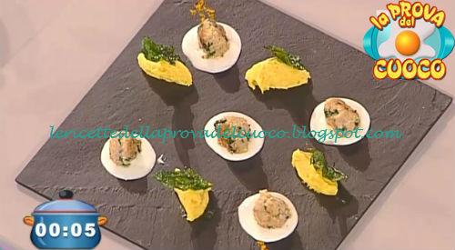 Bocconcini di vitello con patate alla curcuma e vellutata di grana ricetta Rossi da Prova del Cuoco