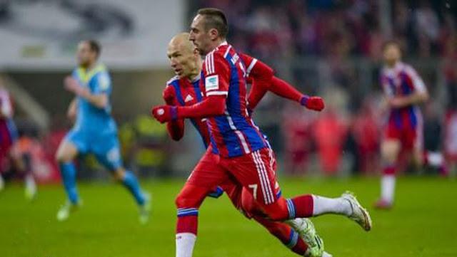 'Menggantikan Robben dan Ribery Takkan Mudah'