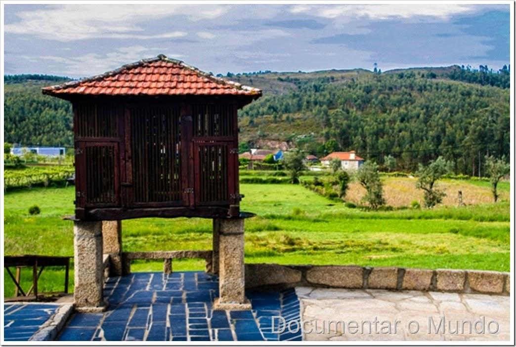 Canastro; Aldeia preservada de Quintandona
