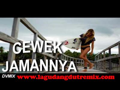 Cewek Jaman Sekarang - DJ Zhull Glamour Remix