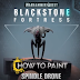 Painting the New Spindle Drone from Blackstone Fortress
