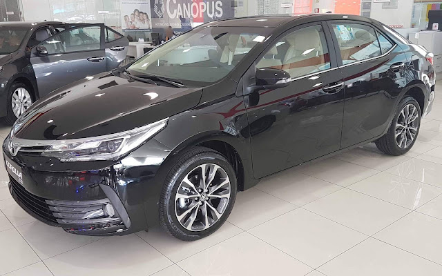Novo Corolla 2018 - Altis