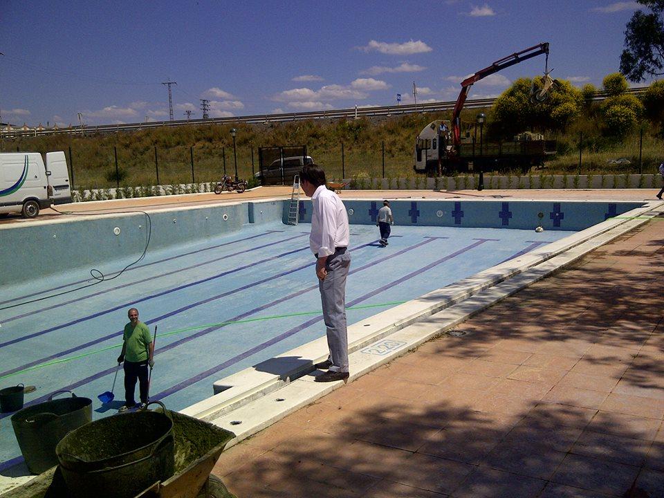 Anuncios de piscinas y accesorios de segunda mano Las