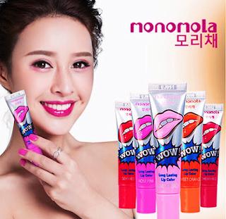 Jual Produk Monomola Lip Tattoo Pemerah Bibir Permanen Original Korea Dijamin Harga Termurah Grosir dan Ecer.