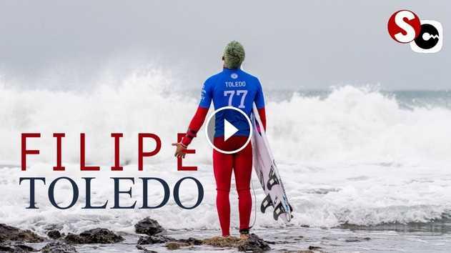FILIPE TOLEDO - BEST OF 2017
