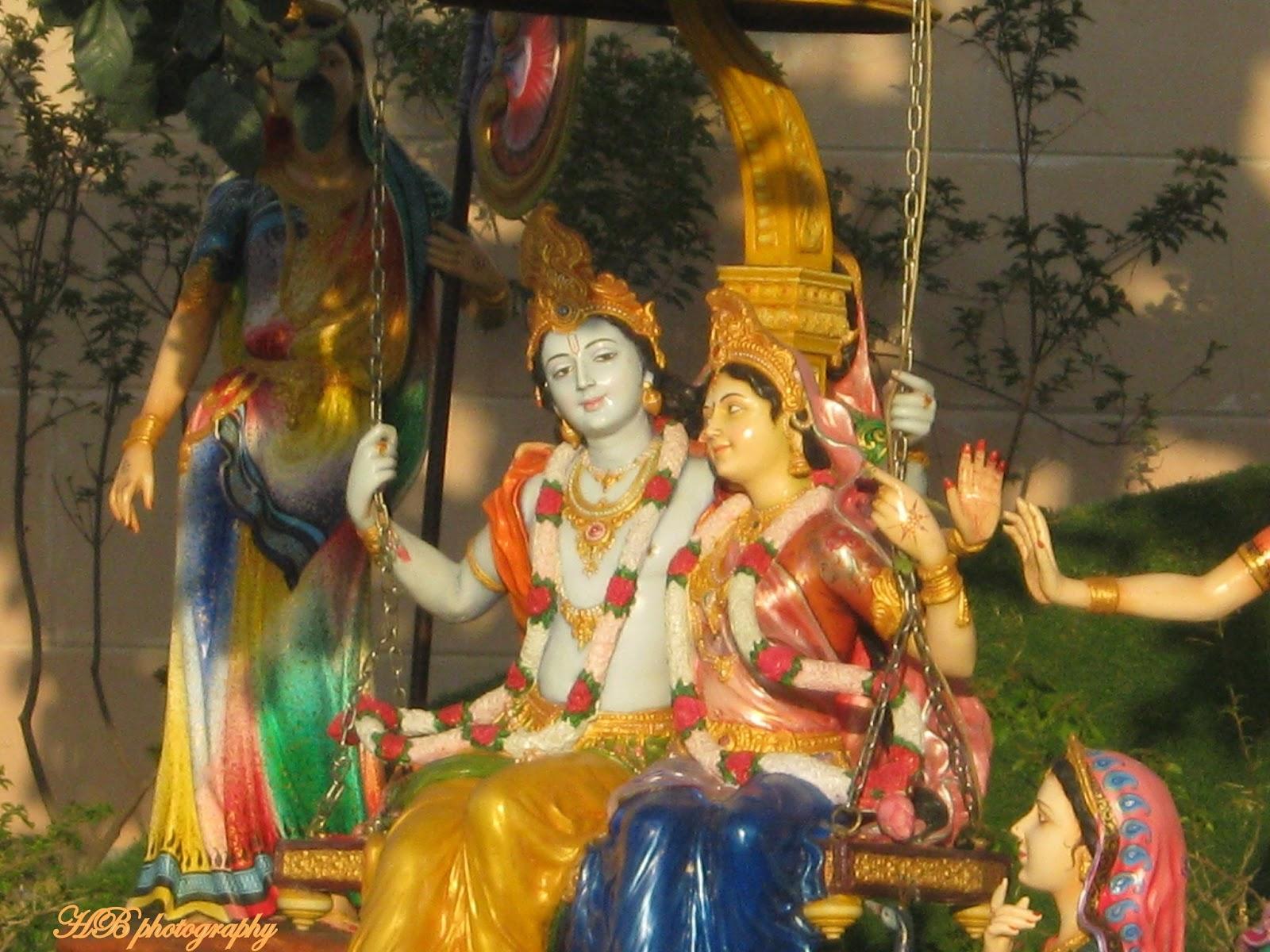 Durga Puja 3d Wallpaper The Eternal Love Of Krishna Temples Of Mathura Vrindavan