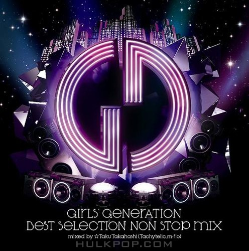 Girls' Generation – BEST SELECTION NON STOP MIX (Japan Version) (FLAC + AAC)