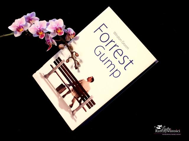 Forrest Gump – Winston Groom. Najlepsza książka na świecie.