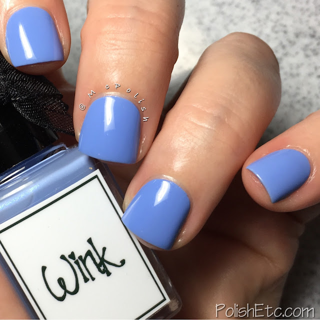 Whimsical Ideas by Pam - Summer 2017 - McPolish - Wink