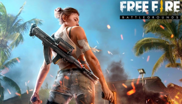 Free Fire Top Battle Royale Games On Mobile Phones Like PUBG Mobile To Download On Android and iOS