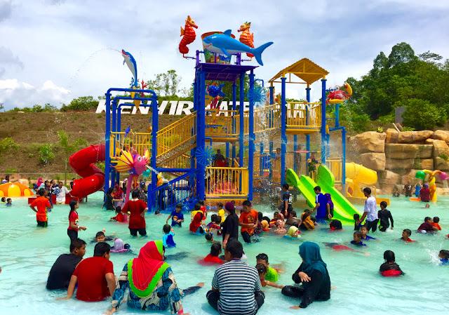 Taman Tema Air Tasik Kenyir, Terengganu