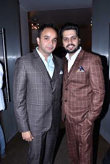 Varun Malhotra with Pranav Khullar
