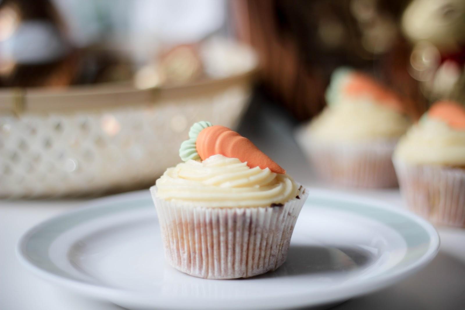 Ostern Rübli Cupcake Karotten Muffin http://www.lootieloosplasticworld.de