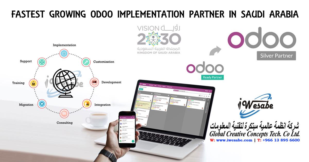 iWesabe   Leading ERP solution provider in Saudi Arabia