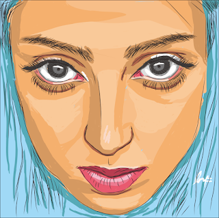 paint girl