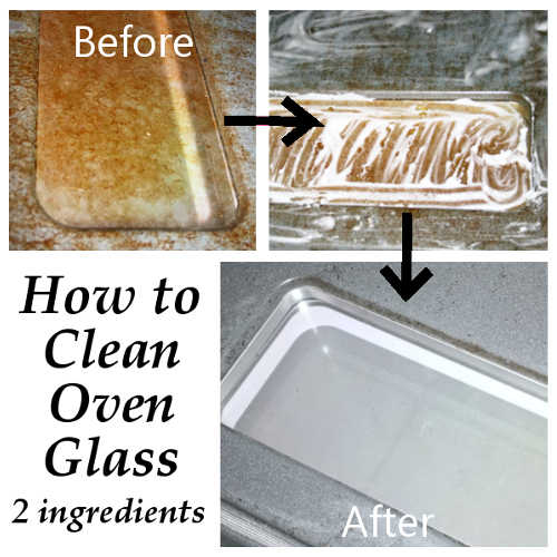 How To Clean Oven Gl