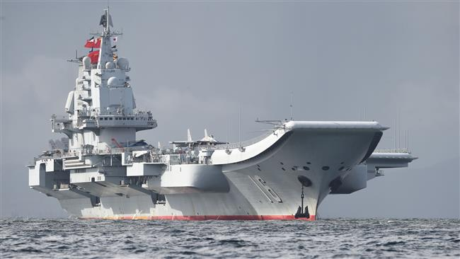 China carrier 'enters Taiwan defense zone'