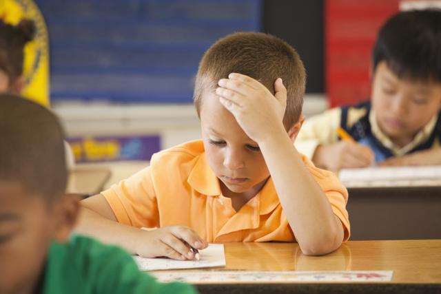 Reduce Standardized-Test Stress