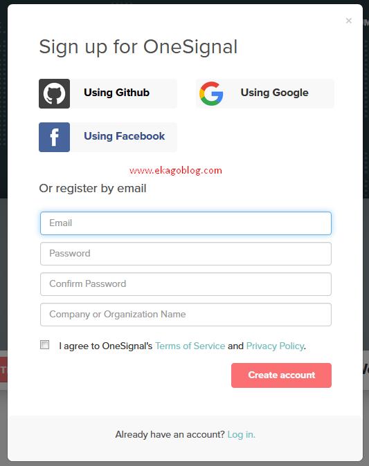 Cara Mudah Memasang Push Notifikasi Di Blog Anda