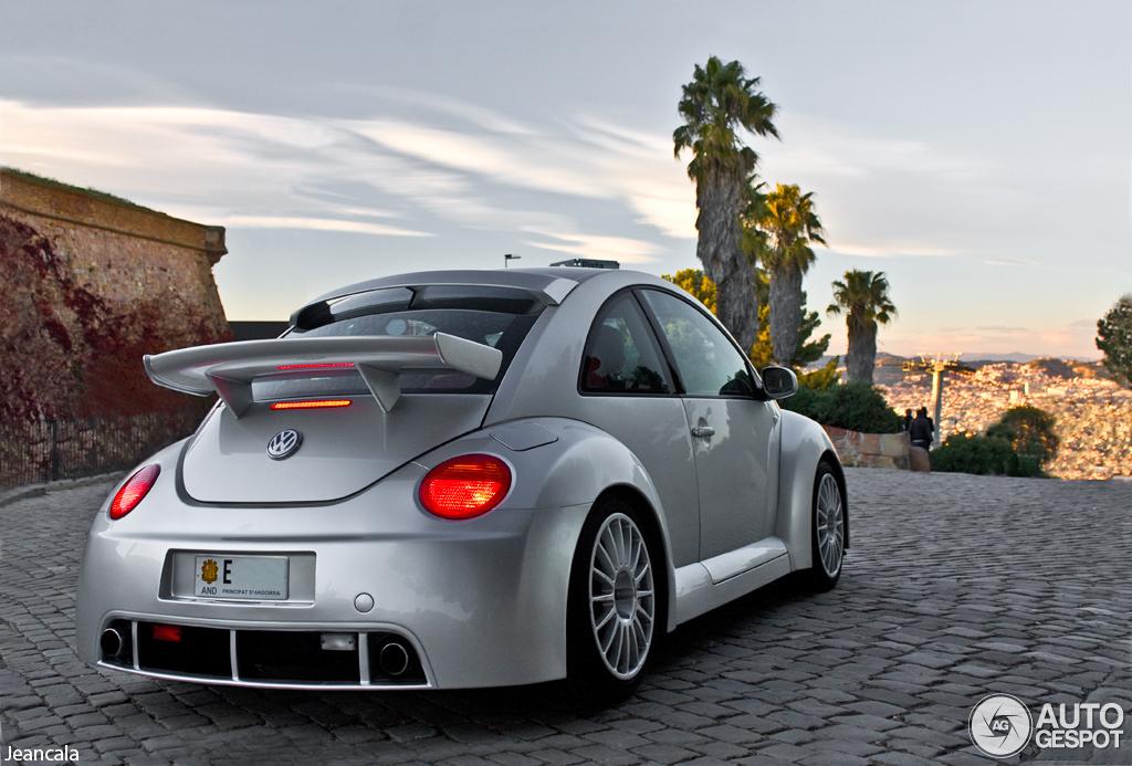 Fab Wheels Digest F W D Volkswagen Beetle Rsi 2001 03