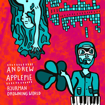 "Andrew Applepie & Bjurman Unveil New Single ""Drowning World"""