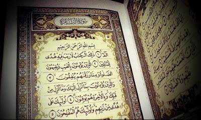 Bacaan Surat Al Baqarah Lengkap Ayat 1 - 286 (Arab, Latin dan Artinya)