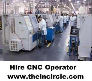 Find CNC Operator
