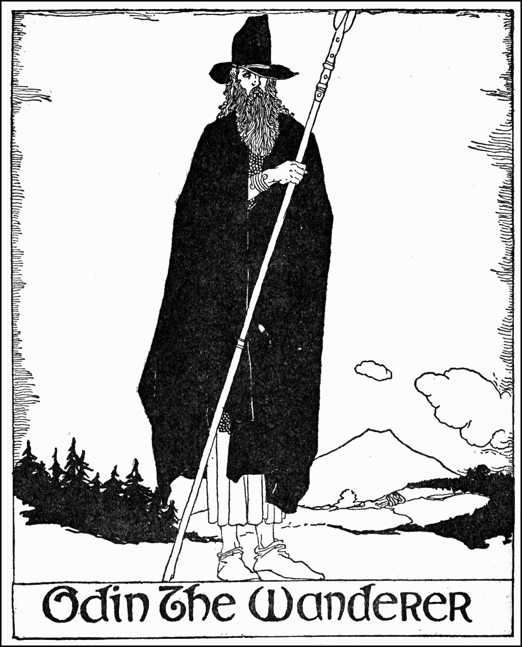 The Norse Mythology Blog Norsemyth Org ásatrú And Heathenry Belief And Beards Racists And Reporters