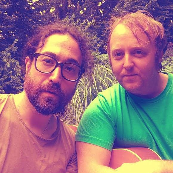Sean Lennon et James McCartney : un selfie dans la vie