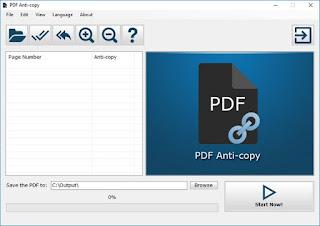 PDF Anti-Copy 2.2.1 Multilingual