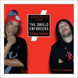 The Shield Enforcers - Crash Course (2017) - Album Download, Itunes Cover, Official Cover, Album CD Cover Art, Tracklist