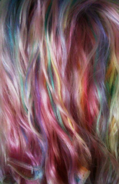 PZ C: tumblr hair