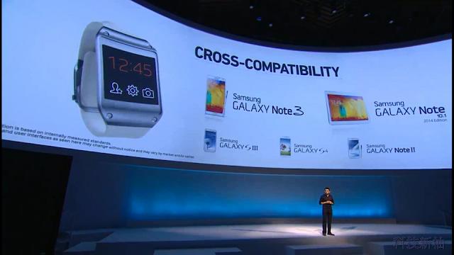 詳盡報導 SAMSUNG Galaxy Note 3、Note 10.1、 Galaxy Gear 發表會內容 Galaxy+Gear+-15