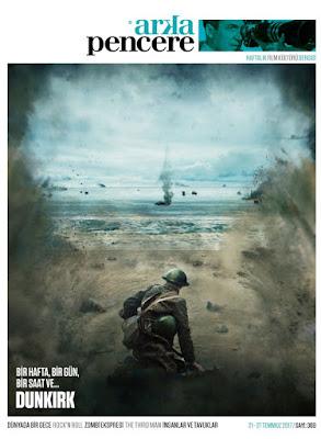 Arka Pencere 369. Sayı (21 – 27 Temmuz) - Dunkirk