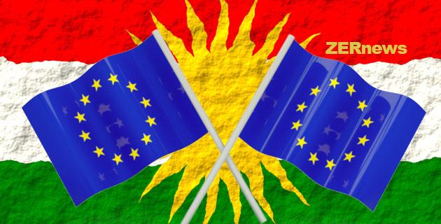 Kürdistan Bölgesi bağımsızlık referandumu Avrupa Birliği AB Açıklama