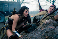 Gal Gadot and Ewen Bremner in Wonder Woman (2017) (30)