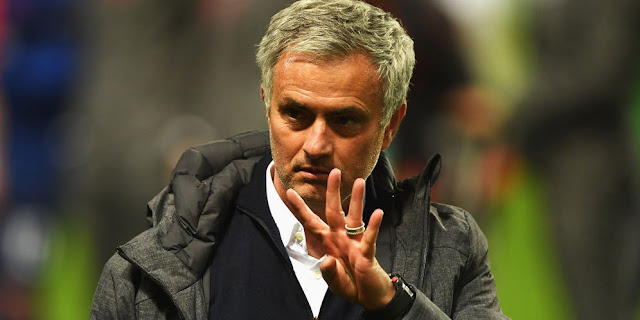 Starting XI Pembelian Termahal Jose Mourinho