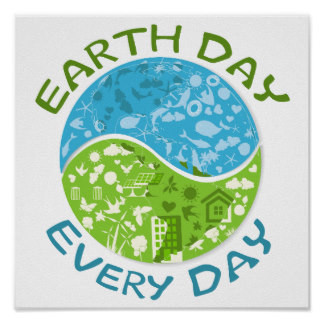 (__Clipart__) Earth Day Clip art Ecards Cards For Kids Men & Women