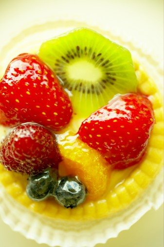 Clear Fruit Glaze For Cakes