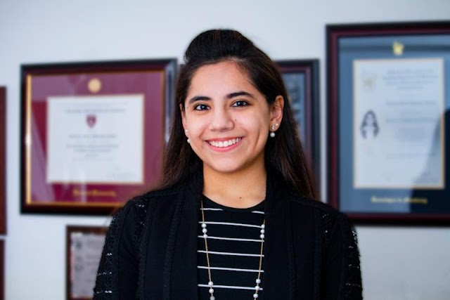 Dafne Almazán, estudiante de doctorado a los 16 años, recibirá el Premio de la Juventud CDMX