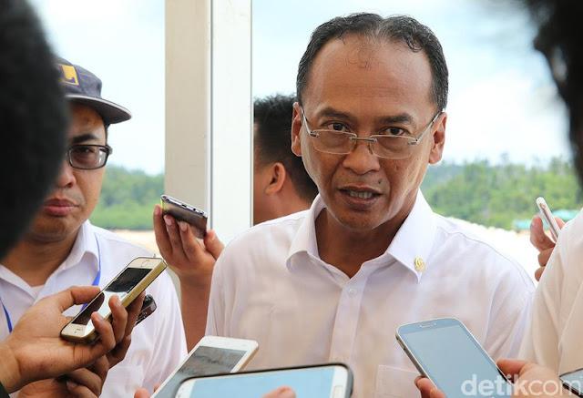 Anggota DPR F-PDIP Sindir Anies Soal Ganti Nama Pulau Reklamasi