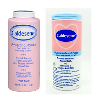caldsene diaper rash powder