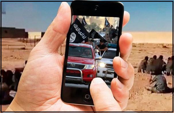 ISIS Juga Membuat Aplikasi Chatting Sendiri Yang Bernama Alwari