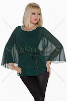 Bluza Natural Ambition DarkGreen