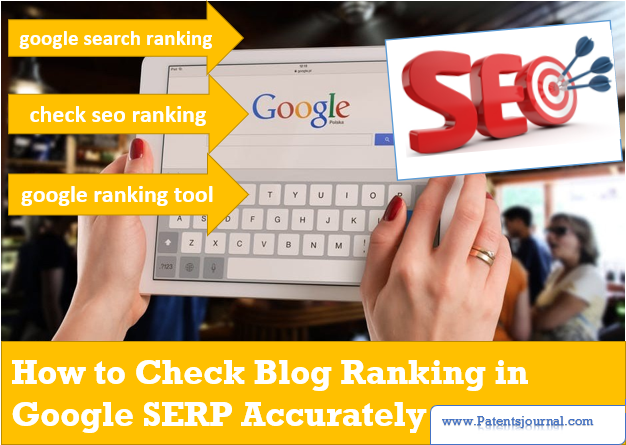 how-to-check-blog-ranking-in-google-SERP-accurately