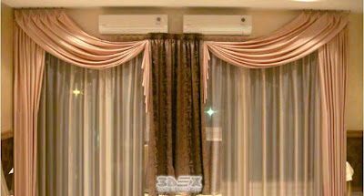 modern bedroom curtains designs ideas for window treatment