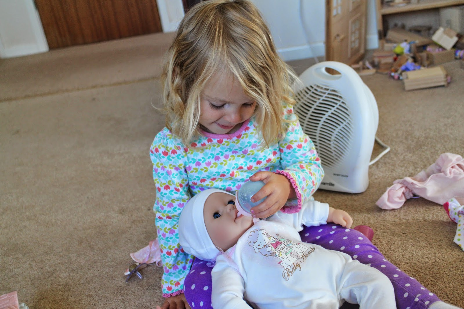 Baby Annabell Zapf Creation Review The Witt Family