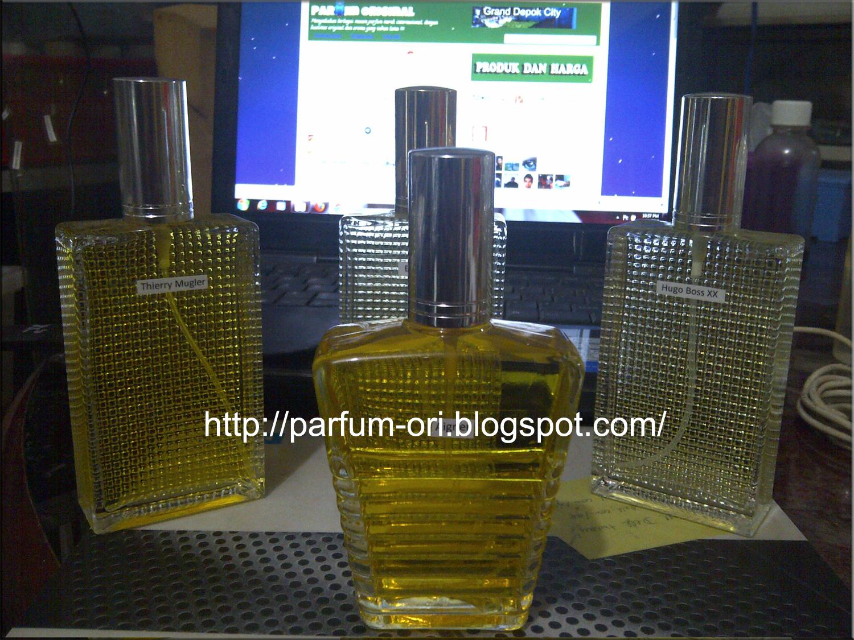 Pengiriman Parfum ke Nunukan