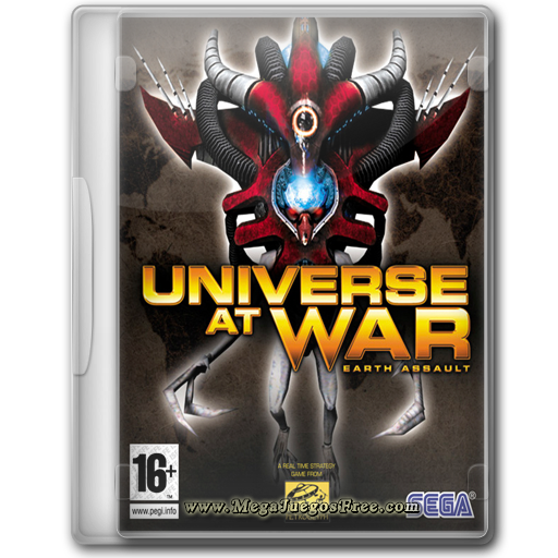 Universe at War Earth Assault Full Español