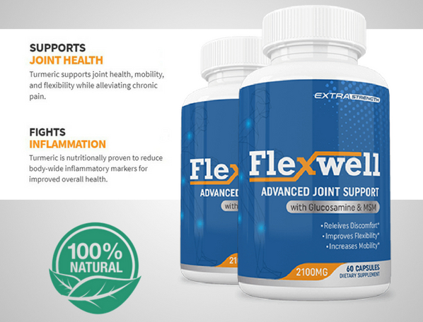 Flexwell - Joint Pain Relief